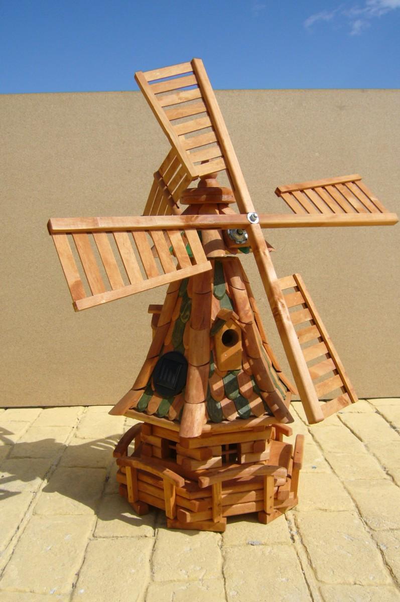 Decoracion jardin for Molinos de viento para jardin